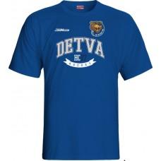Tričko  HC 07 Detva 2015 vz. 6 - royal modrá