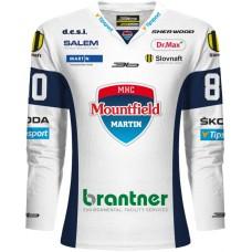 Dámsky dres MHC MARTIN 2015/16 Replika svetlá verzia