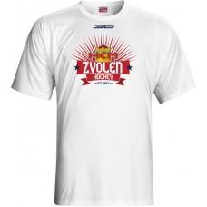 Tričko HKM Zvolen 2015 vz. 9 - biela