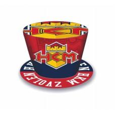 Fanúšikovský klobúk HKM Zvolen 2015