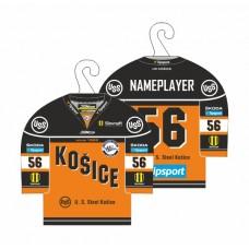 Minidres HC Košice 2015/16 - oranžová
