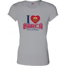 Dámske SlimFit tričko Penya Barcelonista Eslovaca vz. 4