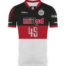 Volejbalový dres VK PU Mirad Prešov 2015/16 - tmavá verzia