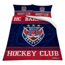Zateplená prikrývka + deka v jednom  HC Bardejov 2015/16