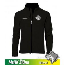 Softshellová bunda dámska MsHK Žilina