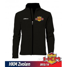 Softshellová bunda pánska HKM Zvolen