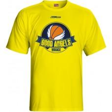 Tričko Good Angels 2015 vz. 1 - svetlo žltá