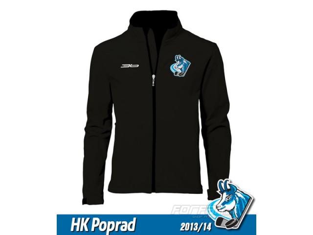 Softshellová bunda dámska  HK Poprad