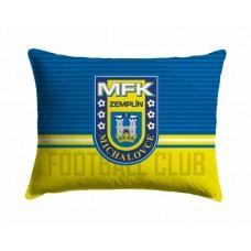 Obojstranný dekoračný vankúš MFK Zemplín Michalovce 2015