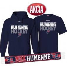 AKCIA MHK HUMENNÉ - Mikina + tričko + šál