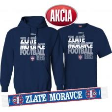 AKCIA  FC ViOn ZLATÉ MORAVCE - Mikina + tričko + šál