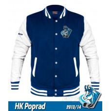 Univerzitná mikina HK Poprad 2013/14