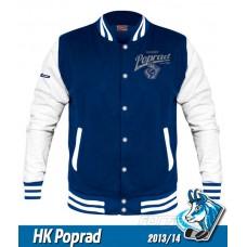 Univerzitná bunda HK Poprad 2013/14 - retro