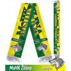 Šál MsHK Žilina 2013/14 - verzia 3