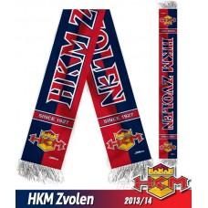 Šál HKM Zvolen 2013/14 - verzia 3