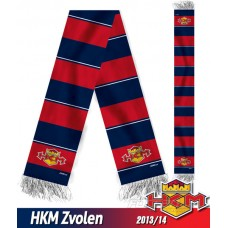 Šál HKM Zvolen 2013/14 - verzia 2