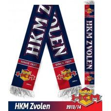 Šál HKM Zvolen 2013/14 - verzia 1