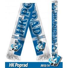 Šál HC Poprad 2013/14 - verzia 3