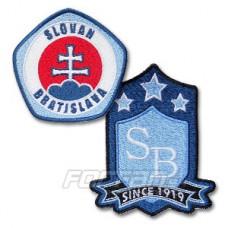 Nášivka ŠK Slovan Bratislava