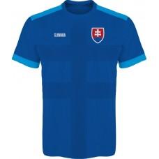 Slovenský futbalový dres 2016 - modrý