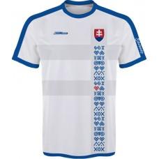 Slovenský dres s ľudovými vzormi 1 - svetlý