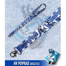 Šnúrka na kľúče HK Poprad