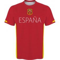 Fanúšikovský dres Španielsko vz. 1