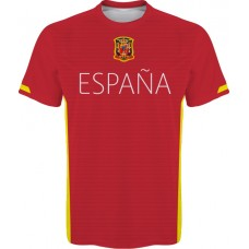 Tričko (dres) Španielsko vz. 1
