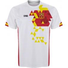 Fanúšikovský dres Španielsko vz. 2