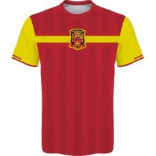 Tričko (dres) Španielsko vz. 5