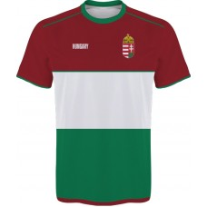 Fanúšikovský dres Maďarsko vz.8