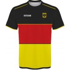 Fanúšikovský dres Nemecko vz. 8