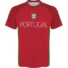 Fanúšikovský dres Portugalsko vz. 1