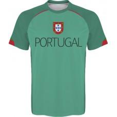 Fanúšikovský dres Portugalsko vz. 2