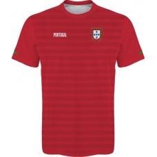 Fanúšikovský dres Portugalsko vz. 6