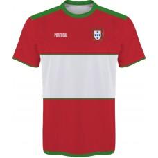 Fanúšikovský dres Portugalsko vz. 8