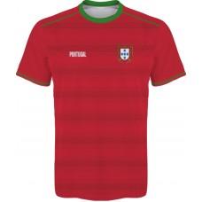 Fanúšikovský dres Portugalsko vz. 9