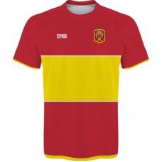 Tričko (dres) Španielsko vz. 8