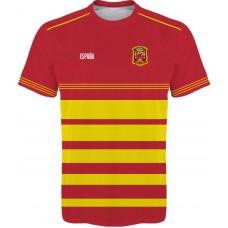 Tričko (dres) Španielsko vz. 10