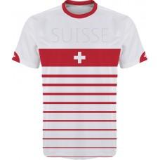 Tričko (dres) Švajčiarsko vz. 2