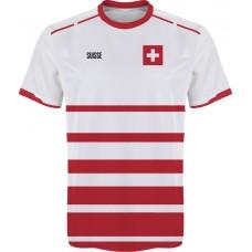 Fanúšikovský dres Švajčiarsko vz. 3