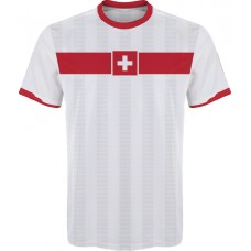 Fanúšikovský dres Švajčiarsko vz. 5