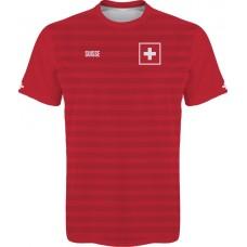 Fanúšikovský dres Švajčiarsko vz. 6