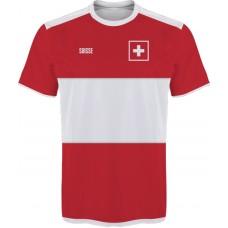 Tričko (dres) Švajčiarsko vz. 8