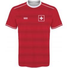 Fanúšikovský dres Švajčiarsko vz. 9