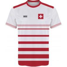 Fanúšikovský dres Švajčiarsko vz. 10
