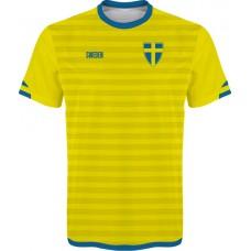 Tričko (dres) Švédsko vz. 6