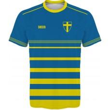 Tričko (dres) Švédsko vz. 10