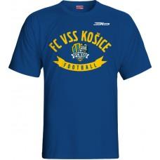 TRIČKO FC VSS KOŠICE VZ. 1 - royal modrá