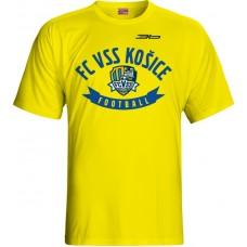 TRIČKO FC VSS KOŠICE VZ. 1 - svetlo žltá